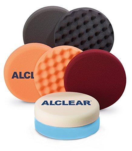 ALCLEAR 8201200 Polierpad Probierset