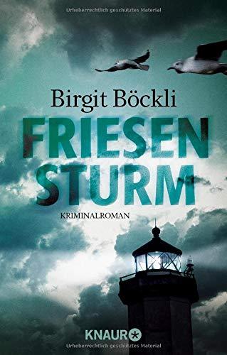 Buchseite und Rezensionen zu 'Friesensturm: Kriminalroman' von Birgit Böckli