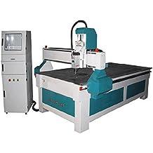 Fresadora CNC 1300x2500 Servomotor