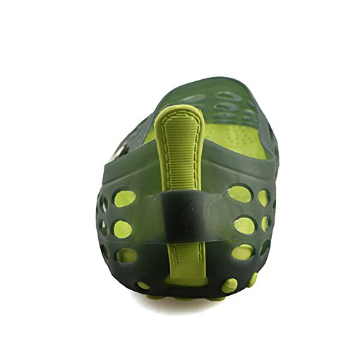 Aleader  Pull-on, Chaussures de pêche pour homme Vert