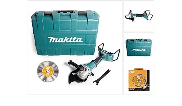 Makita DGA517Z Akku Winkelschleifer  DGA 517 Z ohne weiteres Zubehör