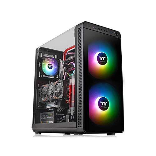 Thermaltake View 37 ARGB Edition - Chasis de Media Torre (refrigeración con...