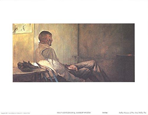andrew-wyeth-dass-gentleman-poster