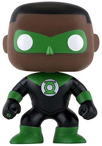 Funko - Figura Pop DC cómics Linterna Verde John Stewart