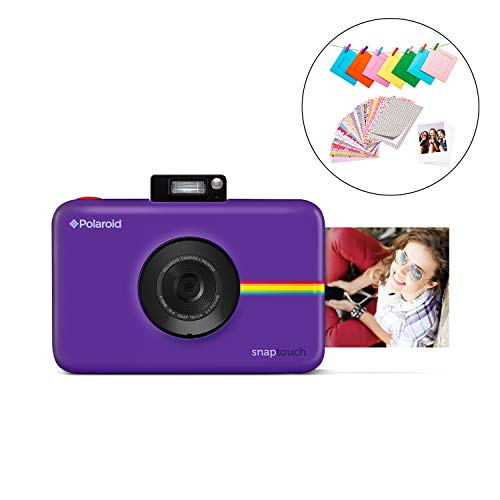 d7fe54d542 Polaroid Snap Touch 2.0 – Fotocamera digitale istantanea portatile da 13  MP, con Bluetooth integrato
