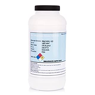 600g Talc/Talcum powder ★Magnesium Silicate-325 mesh★Make sure to checkout with Minerals-water.ltd to get what's on the picture