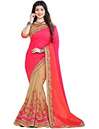Magneitta Sarees (Women's Clothing Saree For Women Latest Design Wear New Collection In Latest With Designer Blouse...