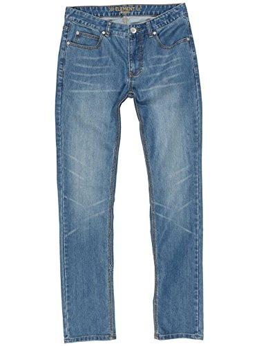 Element boom jeans jean pour homme Bleu - out bleached