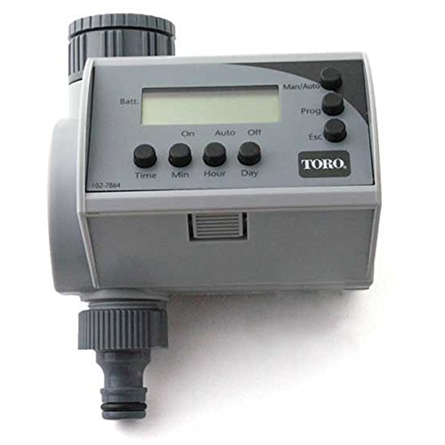 Toro - ttt-9v - Programmateur nez de robinet d'arrosage électronique