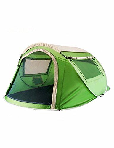 Qwest instantanée 2-3 Personne Pop Up tente de camping portable auto Facile Auvent Abri