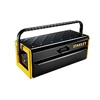 """Stanley Stst73097-8 16"""" Metal Toolbox"""
