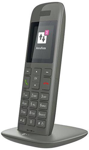 Telekom Speedphone 11 grafit mit DECT Basis - wahlweise nutzbar am IP Anschluss oder am analogen a/b Port