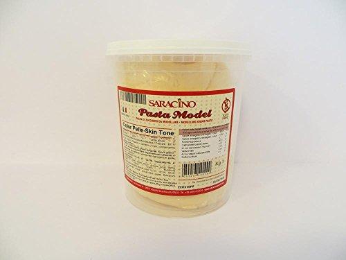 Saracino - Modellierpaste Hautfarbe - 1 kg