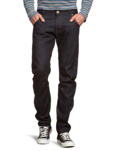 G-STAR Herren Arc 3D Slim Jeans Blau (rigid raw)