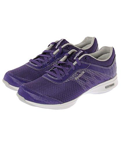 6d51d99ebc7 Reebok Easytone Reenew IV Chaussures de Femme Violet Chaussures Femme  Sneaker Baskets (36 EU)