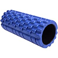 TNP Accessories Yoga Foam Roller Textured Grid Beast Roller for Massage Workout and Fitness Pilates