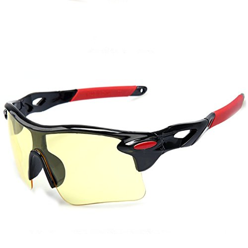 Z-P Man's New Style Fashionable Sports Style Cycling Driving Wind Sand Lenses UV400 Sunglasses 68MM