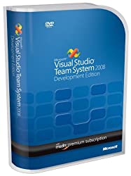 Visual Studio Team Dev 2008+msdn Windows Englisch Dvd