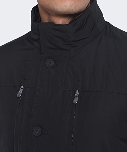Hugo Boss Green Hommes C-Coster Jacket Noir Noir