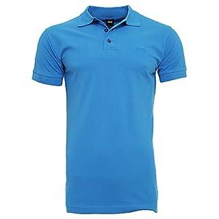 BOSS Hugo Basic Polo Shirt, (Blau, M) (B00LY2QJE4)   Amazon price tracker / tracking, Amazon price history charts, Amazon price watches, Amazon price drop alerts