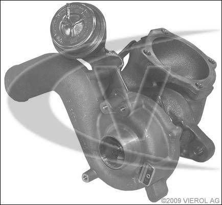 Preisvergleich Produktbild VAICO V10-8371 Lader, Aufladung