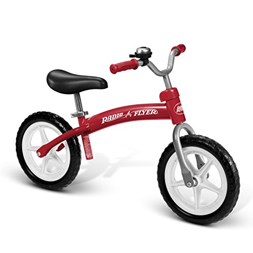Radio Flyer - Bicicleta, color rojo (800A)
