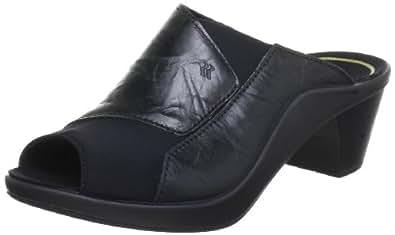ROMIKA 27044, Mules femme, Noir (Black), 37 EU