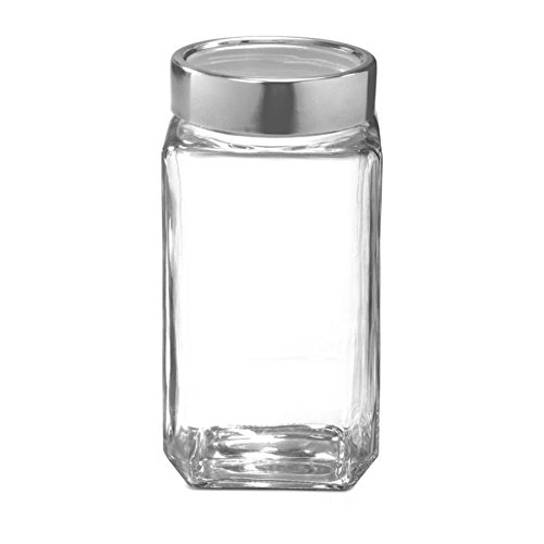 Treo Cube Jar 1000 ml, Nocolortrans