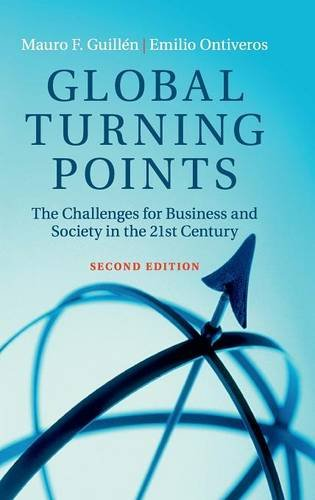 Review E Book Global Turning Points The Challenges For Business And Society In The 21st Century Free Online Donna R Tucker