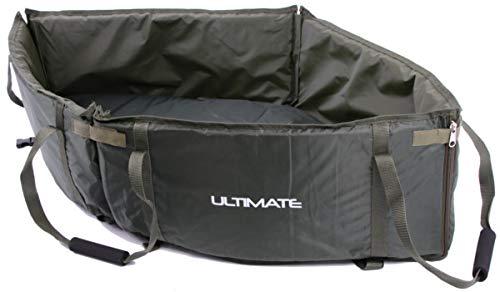 Ultimate Deluxe Carp Cradle Abhakmatte - 110 x 70cm - Grün