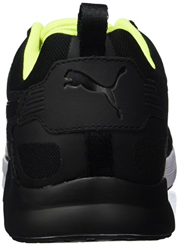 Puma Pulse Xt V2 Mesh, Chaussures de Fitness Homme Noir (Puma Black-safety Yellow 03)