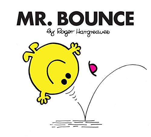 Mr. Bounce (Mr. Men Classic Library)