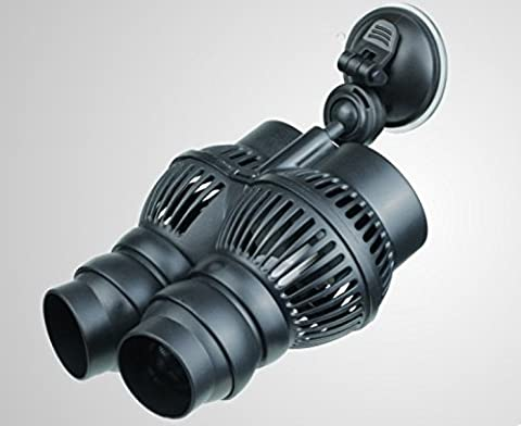 Aquarium Strömungspumpe JVP-201A 6000 L/h 12 Watt Umwälzpumpe Wave Maker
