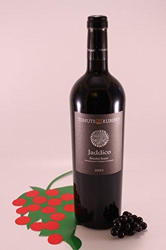 Brindisi Rosso Jaddico - 2001 - Tenute Rubino