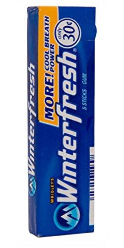 Preisvergleich Produktbild Moon Pie Winterfresh Gum,  20er Pack (20 x 14 g)