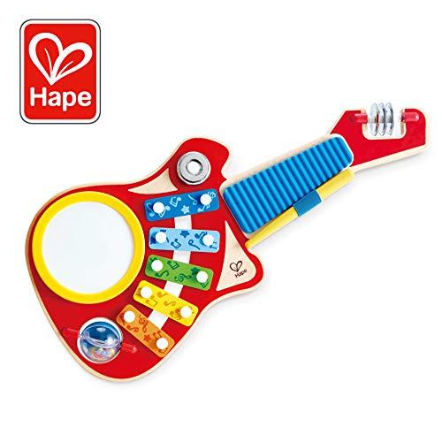 Hape E0335 6-in-1 Musikinstrument