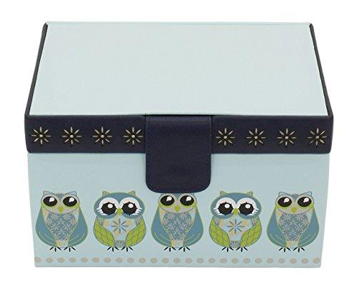Friedrich 23 Boîte à bijoux - Acier inoxydable - 20097-5
