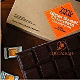 Cocoacraft 70% Bitter Sweet Dark Chocolate Couverture, 210 g