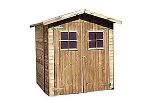 AVANTI TRENDSTORE - Casa Casetta in legno 176x212x160cm per giardino
