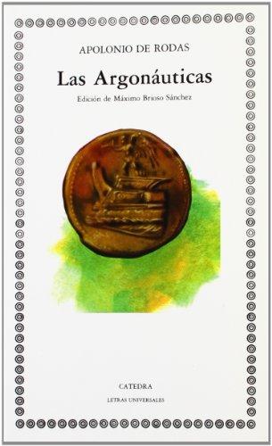 Las Argonáuticas (Letras Universales)