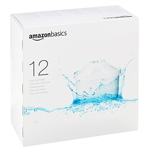 A photograph of AmazonBasics AMWTFLTC12