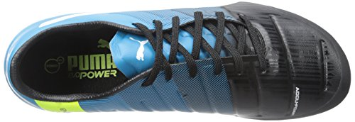 Puma Evopower 2.3 Fg Scarpe da calcio Black/White/Atomic Blue