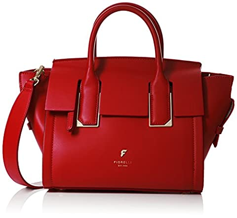 Fiorelli Damen Hudson Henkeltaschen, Red (Pillar Box Red), One Size