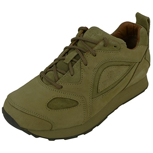 Woodland Men's Nubuck Leather Sneakers