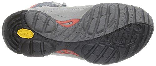 Asolo Yuma Wp Ml, Chaussures de randonnée tige haute femme Gris (A848 Argent Gris)