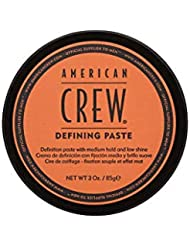 AMERICAN CREW  Cire Fixation Souple Effet Mat, 85ml
