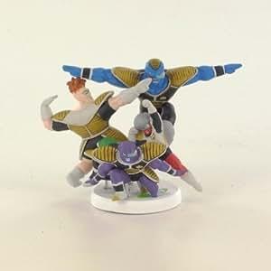 DragonBall Figurine Gashapon Mini Figure Selection Plus 1 Commando Ginue