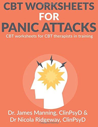Descargar PDF Gratis CBT Worksheets for Panic Attacks: CBT