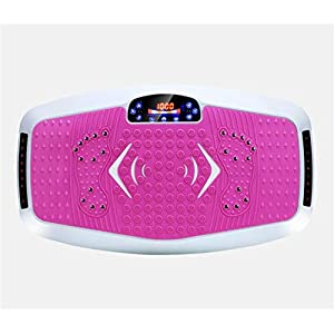 41OwRBXz3NL. SS300  - Rocket Vibration Machine,Strengthen Muscles Weight Loss Fitness Exercise Massager(Pink)