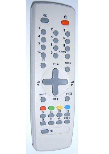 Ersatz Fernbedienung MARKE BORNER passend für Daewoo & Hanseatic TV R49c05 R49C10